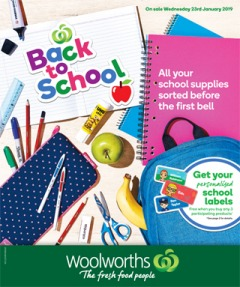 Back To School NSW