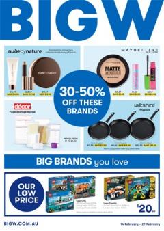 Big Brands You Love