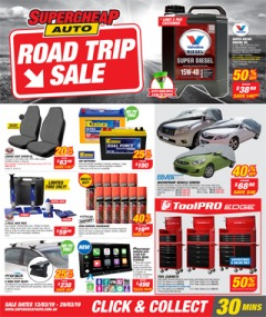 Road Trip Sale