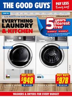 Everything Laundry & Kitchen