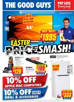 Easter Price Smash!