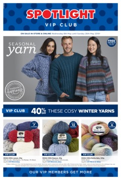 VIP Yarn