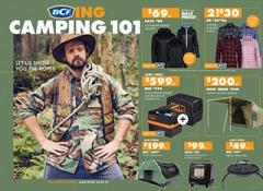 BCFing Camping 101