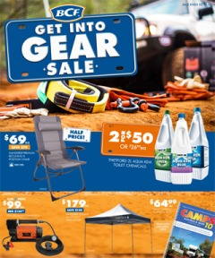 Get Into Gear Sale