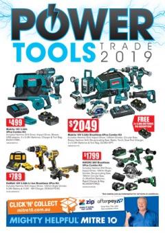 Power Tools Trade 2019