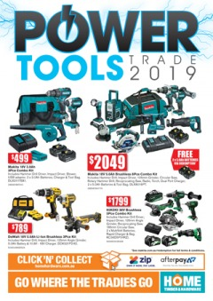 Power Tools Trade 2019