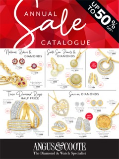 Annual Sale Catalogue
