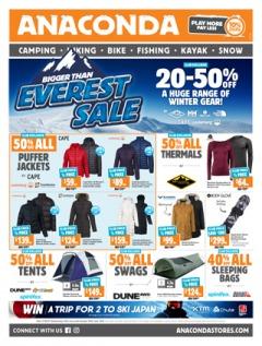 Bigger Than Everest Sale