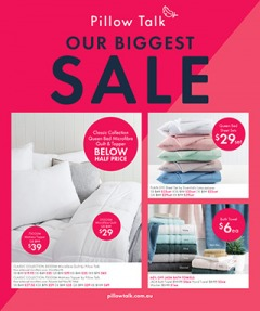 Our Biggest Sale