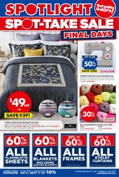 4ec5c86f99 Catalogues - Special Offers + Discounts At Spotlight Australia ...