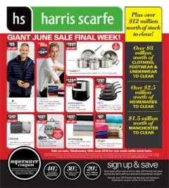 Giant June Sale Final Week