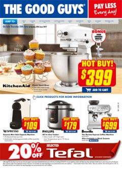 Portable Appliance Sale