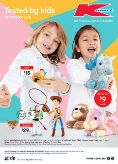 Tested by Kids Priced for You