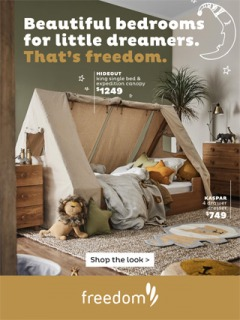 Beautiful Bedrooms For Little Dreamers