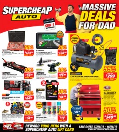 Massive Deals For Dad