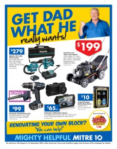 Get Dad What He Really Wants!