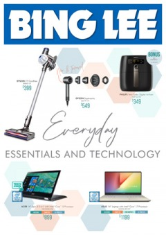 Everyday Essentials And Technology