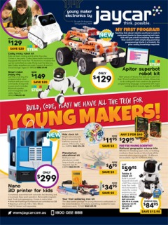 Young Maker Electronics by Jaycar