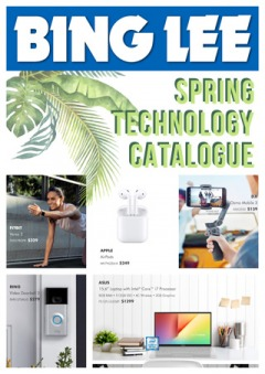 Spring Technology Catalogue