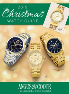 2019 Christmas Watch Guide