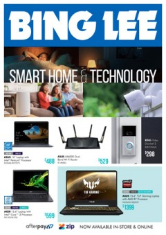 Smart Home & Technology