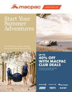 Start Your Summer Adventures