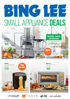 Small Appliance Deals