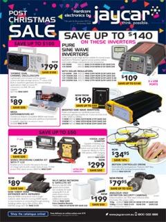 Post Christmas Sale