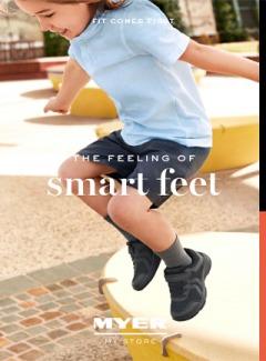 The Feeling of Smart Feet