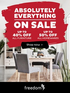 Absolutely Everything On Sale