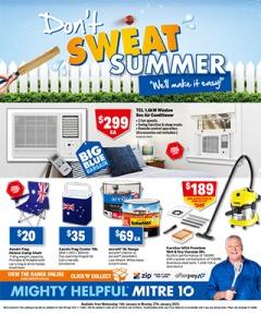 Don't Sweat Summer