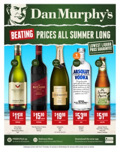 Beating Prices All Summer Long