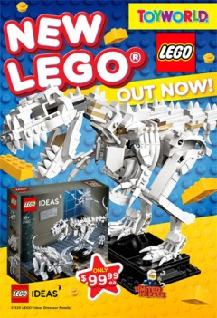 New LEGO Out Now!