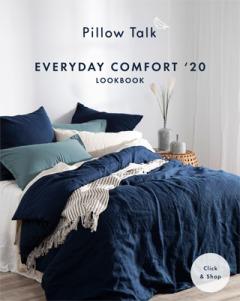 Everyday Comfort '20 Lookbook