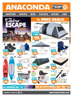 The Easter Escape Sale