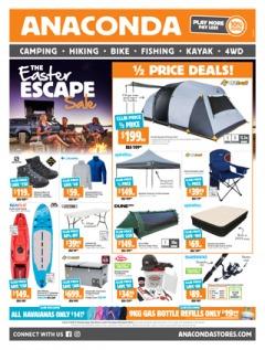 The Easter Escape Sale