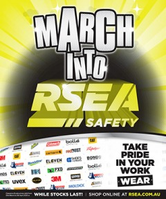 March Into RSEA Safety