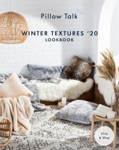 Winter Textures '20 Lookbook