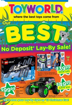 Our Best No Deposit* Lay-By Sale