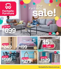 The Fantastic Sale!