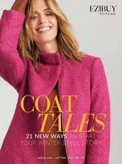 Jackets & Coats Look Book