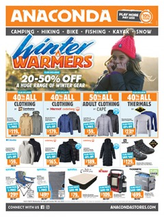 Winter Warmers (National)