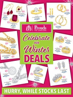 Celebrate Our Winter Deals