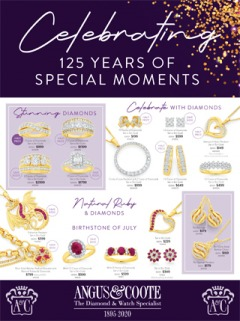 Celebrating 125 Years Of Special Moments