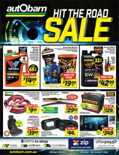 Hit The Road Sale