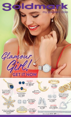 Glamour Girl! Get It Now