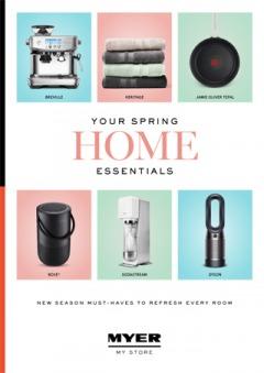 Your Spring Home Essentials