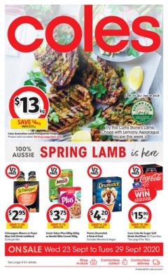 Coles Catalogue NSW METRO
