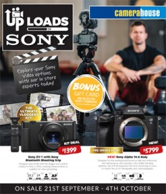 Uploads of Sony