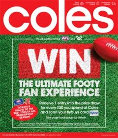 WIN The Ultimate Footy Fan Experience NSW METRO